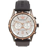 Стильные мужские часы Armani AR0584 Black White