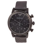 Стильные мужские часы Armani AR1737 Black AAA