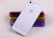 Ультратонкий полупрозрачный защитный чехол для iPhone 5,  iPhone 5S S