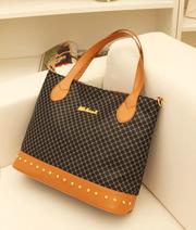 Элегантная вместительная весенняя женская сумка копия Zara