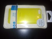 Rock Брендовый стильный желтый чехол для iPhone 5C
