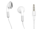 EarBuds Белые наушники для Apple iPhone iPod MP3