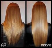 Наращивание волос все техники