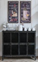 Комоды в стиле Loft