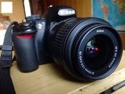 Nikon d3100 + аксессуары