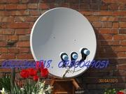 Установка и ремонт спутниковых антенн в Запорожье