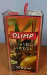 Масло оливковое Olimp Extra Virgin 5л,  Ж/Б Греция