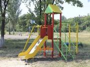 Игровые комплексы и детские площадки.