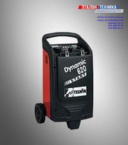 Пуск зарядка аккумуляторов Telwin Dynamic 620 Start