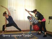 Комплексные фитнес тренировки в Запорожье.