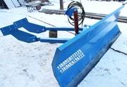 Отвал лопата снегоуборочный на трактор