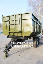 Прицеп тракторный самосвальный 2ПТС-9,  2ПТС-10