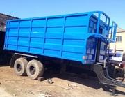 Прицеп на трактор самосвал,  зерновоз 1ПТС-9