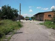 Продам склады,  1, 35 га земли (г. Гуляйполе)