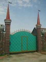 Ворота откатные, сдвижные, распашные, гаражные