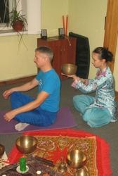 Биорезонансная терапия тибетскими чашами,  лечение звуком в Запорожье