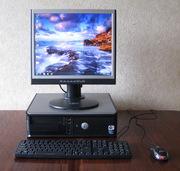 Компьютер 4-ядра по 2333 MHz 4Гб Игровая машина