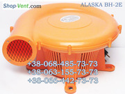 Продаю вентилятор высокого давления ALASKA BH-2E (батутный вентилятор)