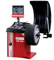 Балансировочный автоматический  станок MB-966 с 19 ЖК монитором.