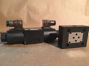 Гидрораспределитель электромагнитный ВЕ-6.44 В220 ВЕ-6.34 Г24 ВЕ-6.64