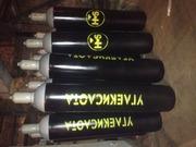 Новый баллон для гелия 40 литров Pw 200/300 Bar ГОСТ 949-73