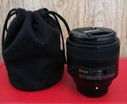 Nikon AF-S Nikkor 85mm f/1, 8G