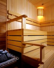 Брус полок (лежак для бани,  сауны) в Запорожье