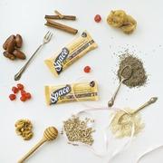 Полезные детские батончики из орехов и сухофруктов