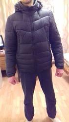Продам мужскую зимнюю курточку б /у.