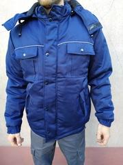 Куртка зимняя - модель Бригадир - продажа от производителя все в налич