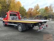 Попутный эвакуатор - Перевозка автомобилей - Услуги автовоза
