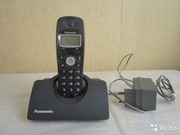 Продам радиотелефон б / у Панасоник.