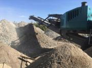 Переработка Строительного мусора. Дробление бетона и железобетона.