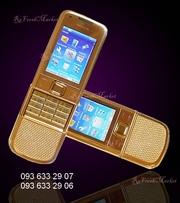 Nokia 8800 Arte Gold Diamond