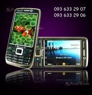 Nokia E71 TV (2 SIM карты,  цветное ТВ,  Java)